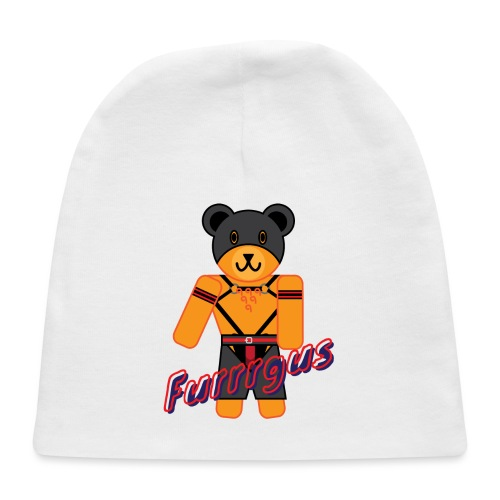 Leather Furrrgus - Baby Cap