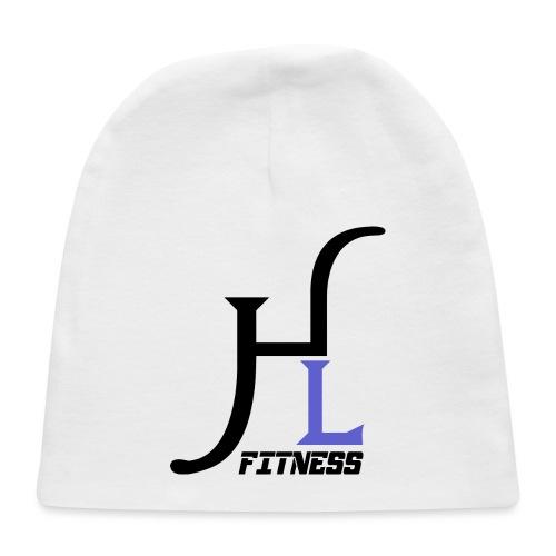 HIIT Life Fitness Logo Purple - Baby Cap