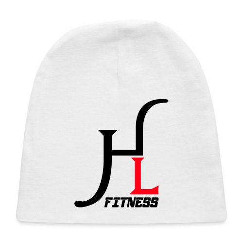 HIIT Life Logo Red - Baby Cap