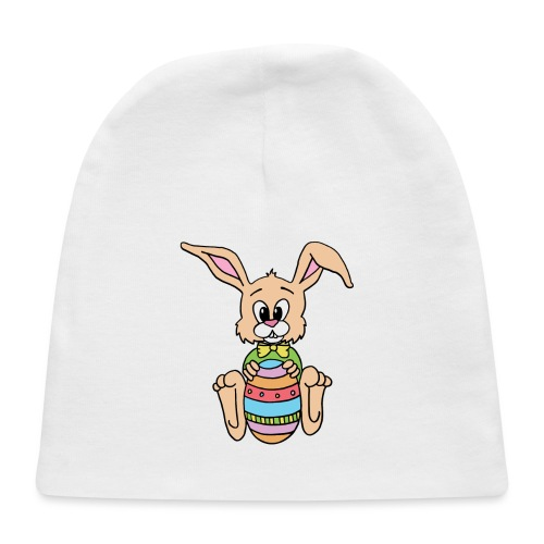 Easter Bunny Shirt - Baby Cap