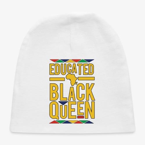 Dashiki Educated BLACK Queen - Baby Cap