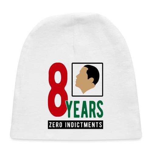 Obama Zero Indictments - Baby Cap