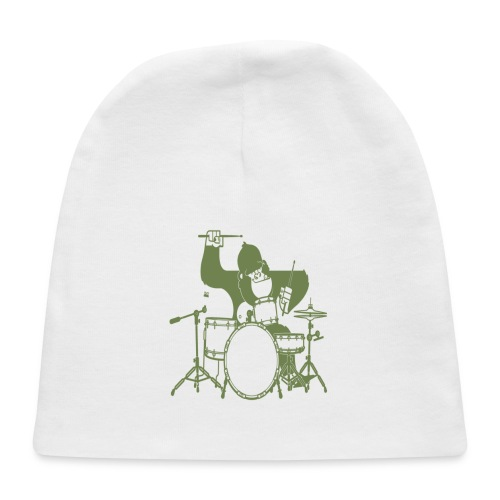 GORILLA PLAYING ON DRUMS - Baby Cap