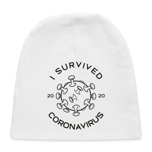 I Survived The Coronavirus Pandemic - Baby Cap
