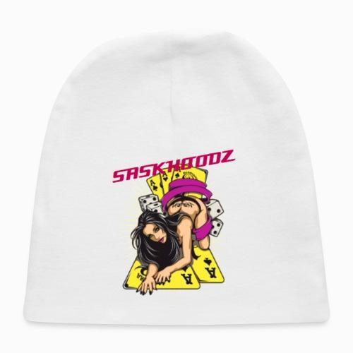 saskhoodz girl - Baby Cap
