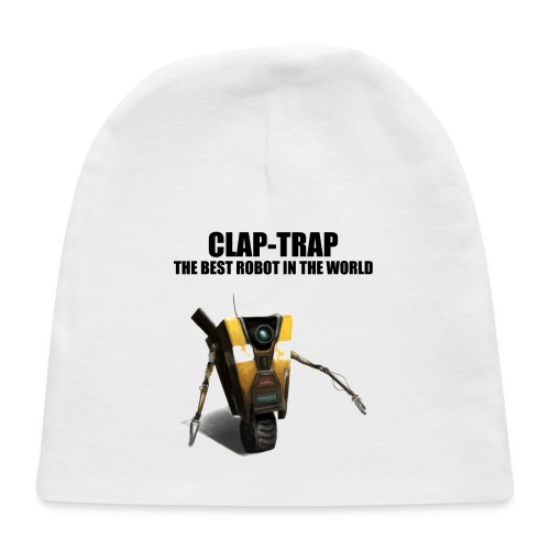 Claptrap The Best Robot In The World - Baby Cap