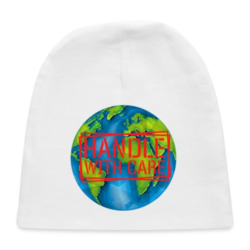 Handle With Care - Planet Earth - Baby Cap