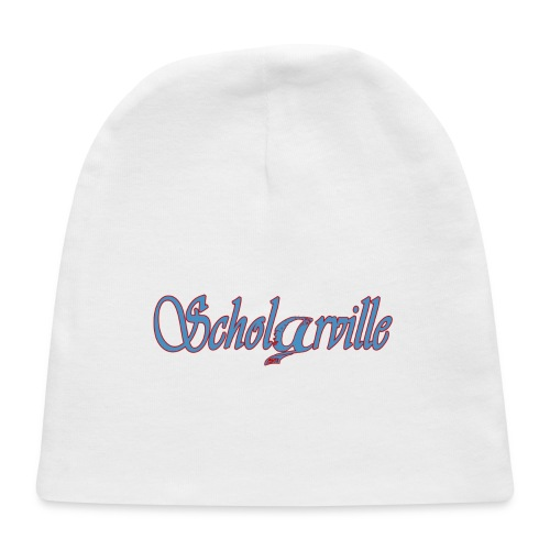 Welcome To Scholarville - Baby Cap