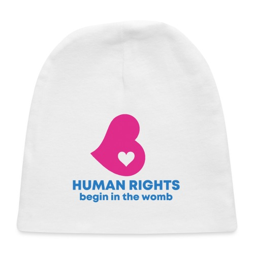 HUMAN RIGHTS - Baby Cap