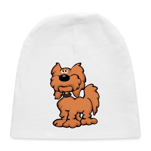 Goldendoodle Dog Cartoon - Baby Cap