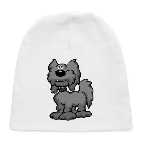 Aussiedoodle Dog Cartoon - Baby Cap