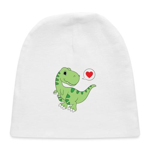Dinosaur Love - Baby Cap