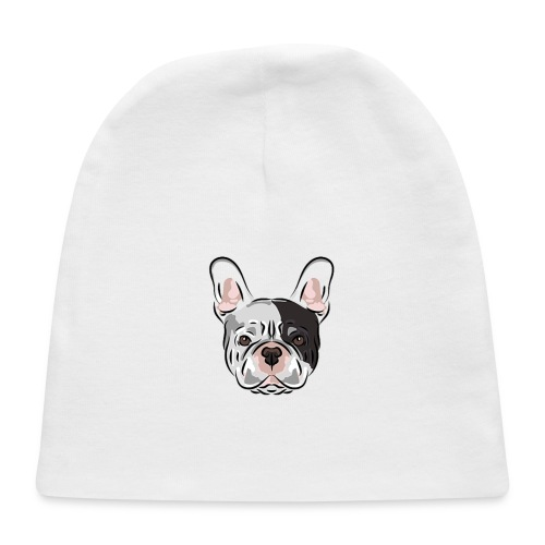 pngtree french bulldog dog cute pet - Baby Cap