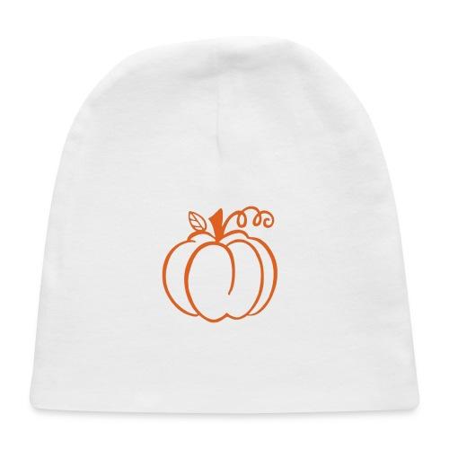 Pumpkin - Baby Cap