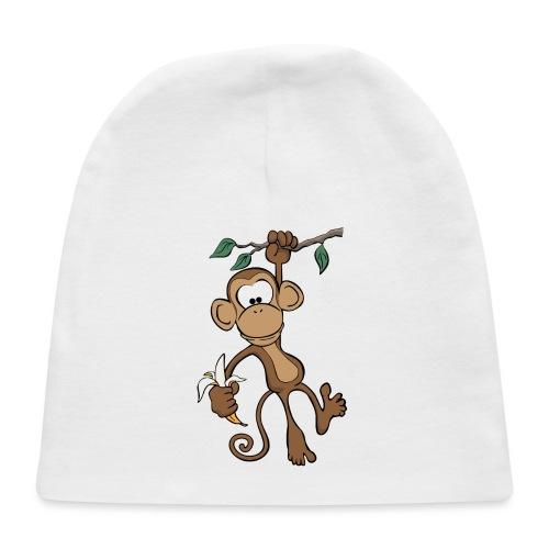 Cute Cartoon Monkey - Baby Cap