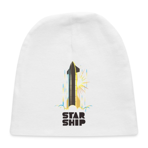 Star Ship Earth - Light - Baby Cap