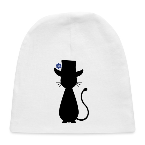 Cats - a Cat with a Hat - Baby Cap