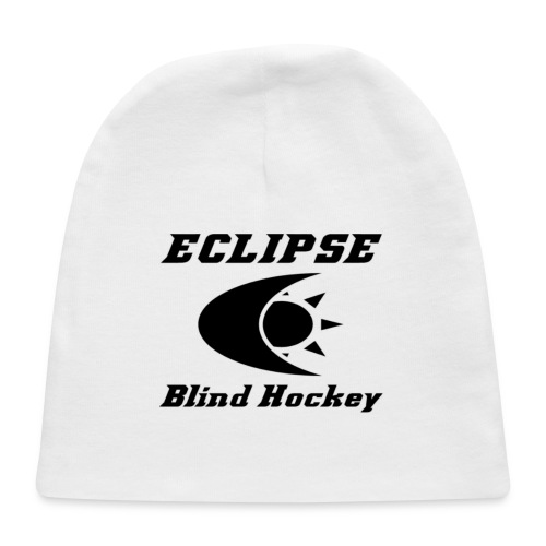 Eclipse Blind Hockey Team Logo - Baby Cap