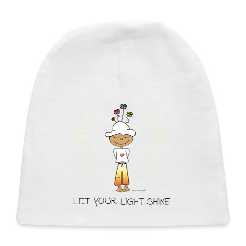 Let your light shine - Baby Cap