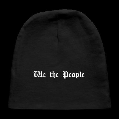 We The People - Baby Cap