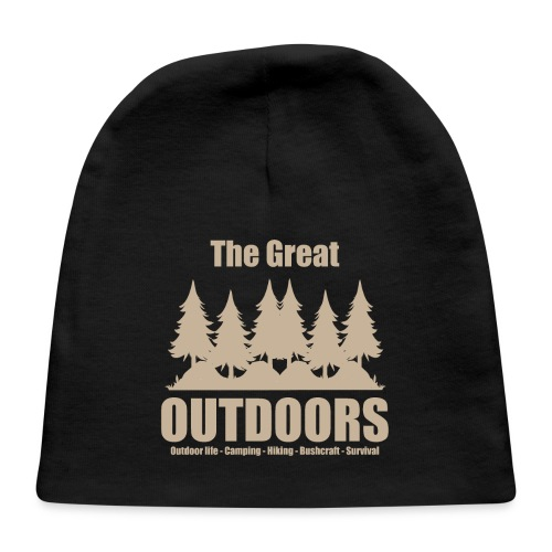The great outdoors - Clothes for outdoor life - Baby Cap