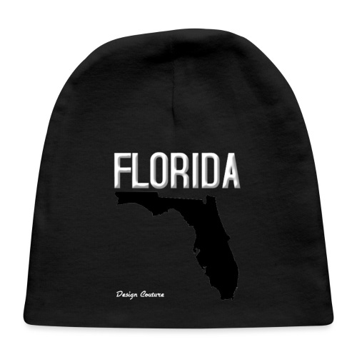 FLORIDA REGION MAP WHITE - Baby Cap