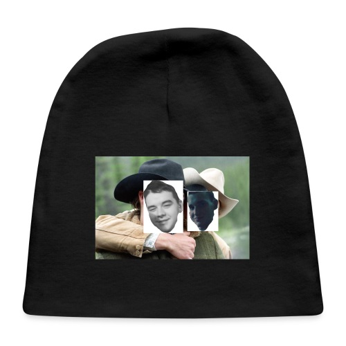Darien and Curtis Camping Buddies - Baby Cap
