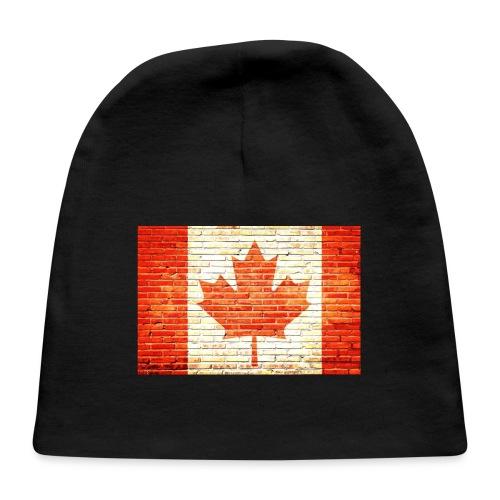 Canada flag - Baby Cap