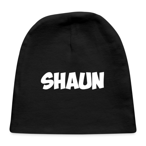 Shaun Logo Shirt - Baby Cap