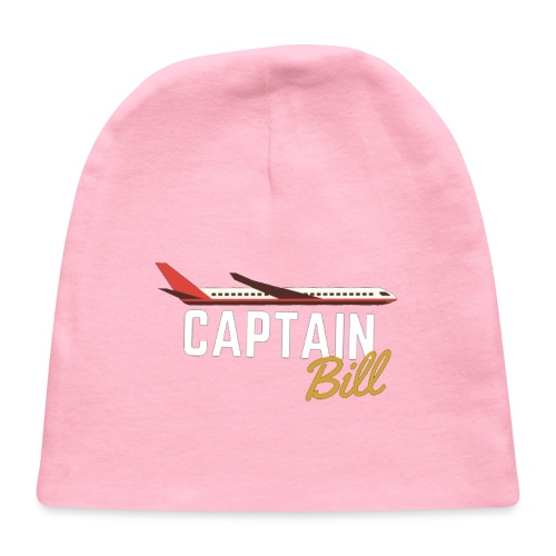 Captain Bill Avaition products - Baby Cap
