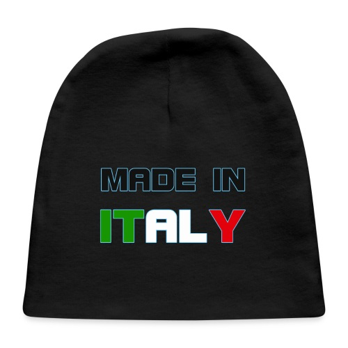 Made in Italy - Baby Cap