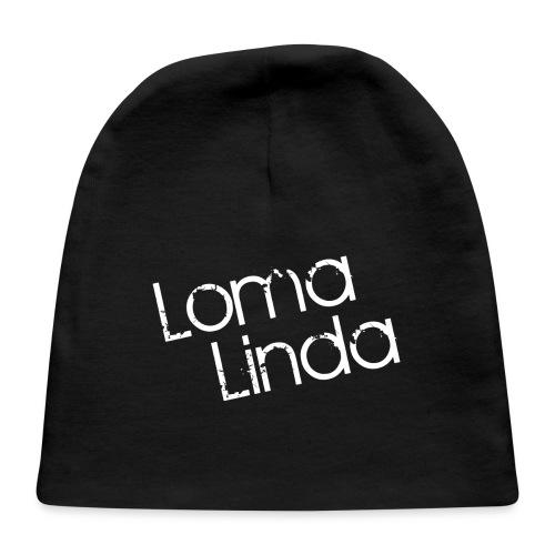 lomalinda white - Baby Cap