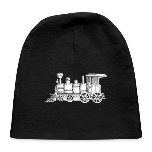 steam train - Baby Cap