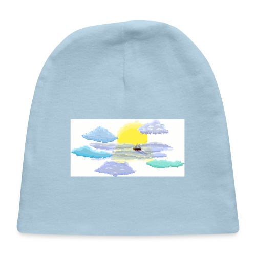 Sea of Clouds - Baby Cap