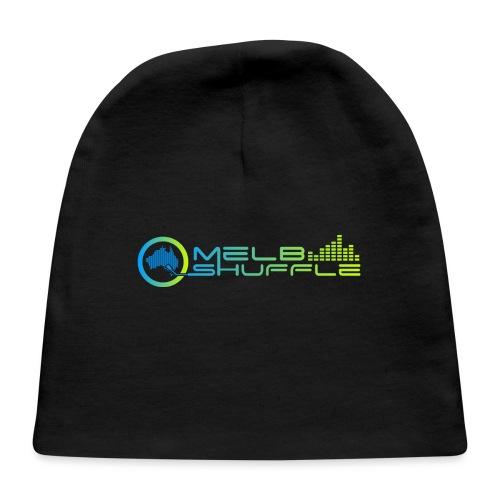 Melbshuffle Gradient Logo - Baby Cap