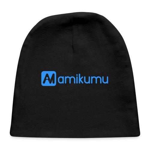Amikumu Logo Blue - Baby Cap
