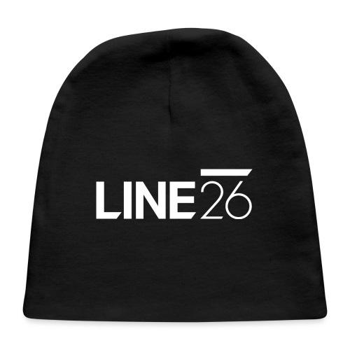 Line26 Logo (Light Version) - Baby Cap