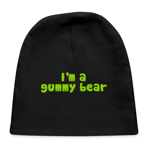 I'm A Gummy Bear Lyrics - Baby Cap