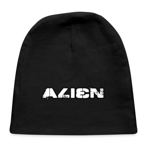 Alien White - Baby Cap