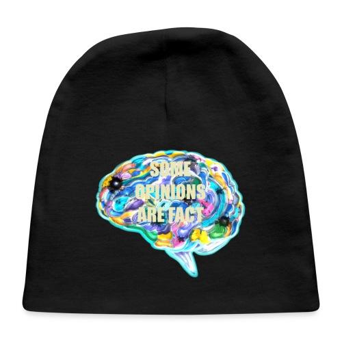 brain fact - Baby Cap