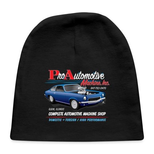 ProAutoTeeDesign062317fin - Baby Cap