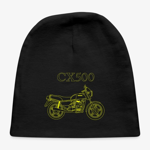 CX500 line drawing - Baby Cap