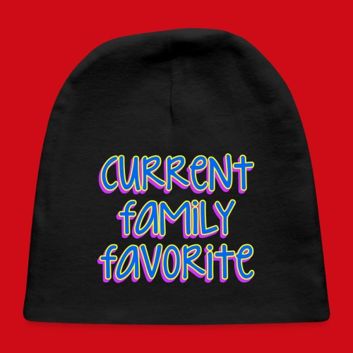 Current Family Favorite - Baby Cap