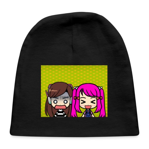 Phone case merch of jazzy and raven - Baby Cap