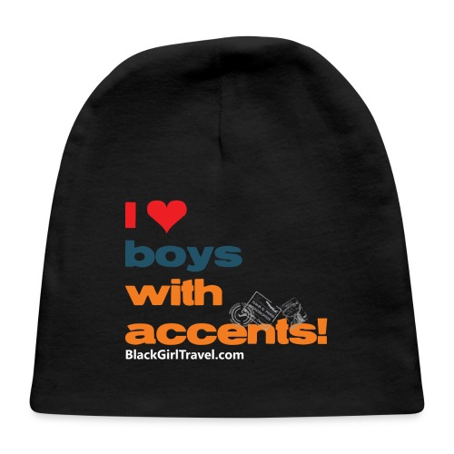 accentsWhite png - Baby Cap
