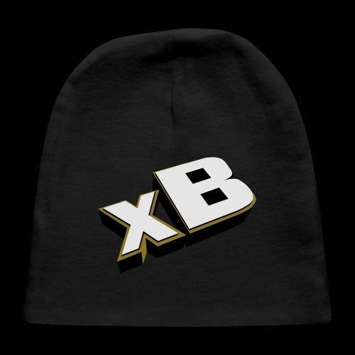 xB Logo (Gold) - Baby Cap