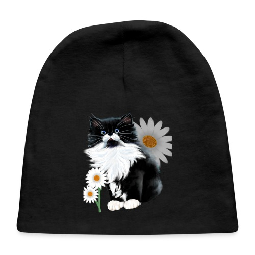 Little Tux Kitten-Daisy - Baby Cap