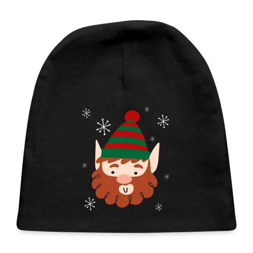 Cool Santas Elf - Baby Cap