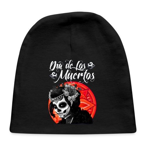 Dia de Los Muertos 01 - Baby Cap