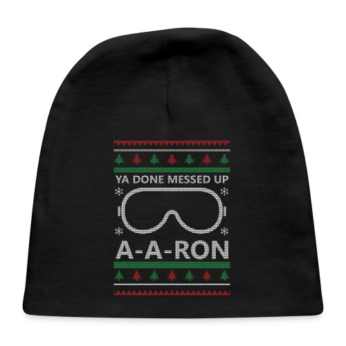 A-A-Ron Christmas - Baby Cap